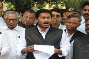 Naidu exploiting agencies deleting YSRCP voters Jagan alleges