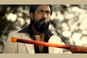 Yashs KGF Chapter 2 teaser in trouble over lack of smoking disclaimer