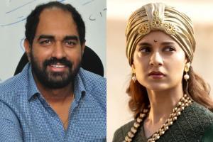 Filmmaker Krish claims Kangana took undue credit for Manikarnika direction