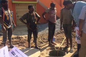 Manual scavenging survey in TN a sham