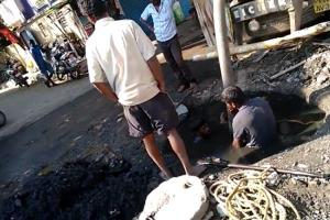 Coimbatore sanitation worker dies while cleaning septic tank FIR names no one