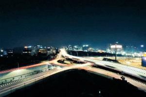Traffic set to ease in Hyds Hitec City as Mindspace Junction flyover opens to public