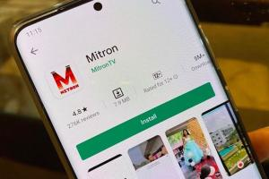 TikTok rival Mitron hits over 25 million downloads from Google Play