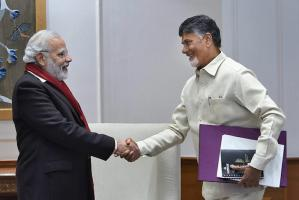 Why Naidu is walking out of NDA govt Is it politics ahead of polls or Andhras interest