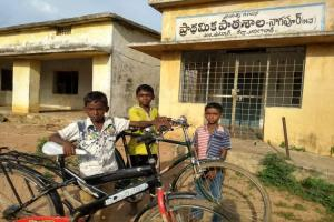 Ground report An agitation that is costing Adivasis in Adilabad their kids education