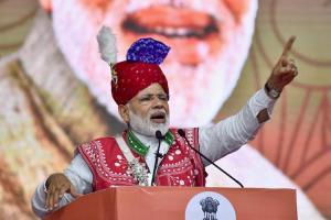 Modi to kick off election campaign in AP Guntur all set for a showdown
