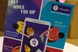 PhonePe now live across 1 million offline merchants in India