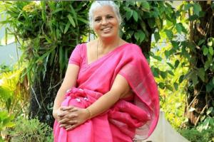 69-yr-old Rajini Chandy faces sexist ageist harassment after photoshoot