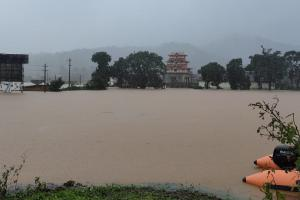 Karnataka rains Death toll climbs to 13 in state