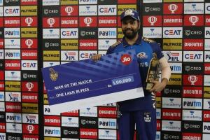 It was about being ruthless getting as many runs Rohit Sharma on win over KKR