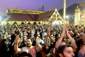 As a woman of the right age I wish I was allowed to visit Sabarimala earlier