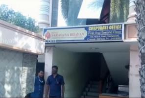 I-T searches across Saravana Bhavan Grand Sweets Anjappar Hot Breads in Chennai