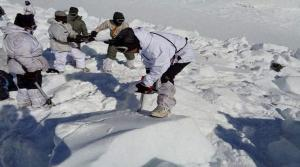 Four soldiers 2 civilian porters killed in Siachen avalanche