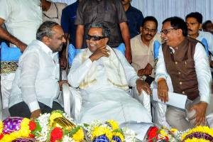 Siddaramaiah tests negative for COVID-19 to be discharged on Thursday