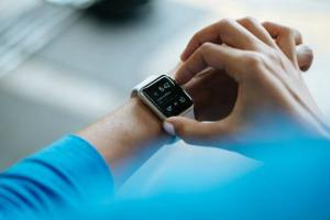 AI in activity trackers smartwatches threatening privacy of health data Study