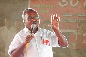An ideal leader Condolences pour in for Telangana ex-CPIM MLA Sunnam Rajaiah