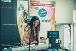 1000 days 1000 songs This Dubai-based Kerala woman is doing a unique music challenge