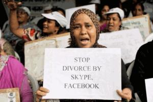 Triple Talaq bill is inhuman Womens wing of Muslim Law Board calls for scrutiny