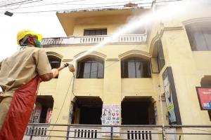 Local COVID-19 transmission suspected in Thiruvananthapurams Poonthura Kerala Min