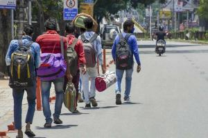 Unemployment rate in India hits 83 in August 19 million jobs lost CMIE