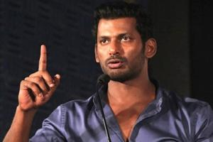 Bullying wont work with me Actor Vishal on his arrest over Producers Council row