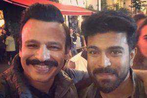Vivek Oberoi wraps up shoot for Boyapati-Ram Charan film