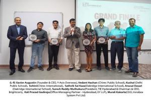 Carbonation wins 8th edition of TiE Young Entrepreneurs Innovation Challenge in Hyd