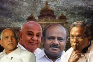 The Karnataka question Do some Congress leaders want the coalition to collapse