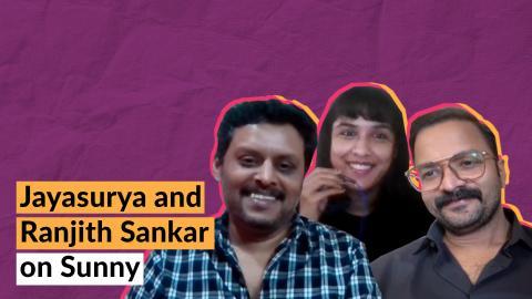 Sunny is a one-man show with many layers: Ranjith Sankar, Jayasurya on the film