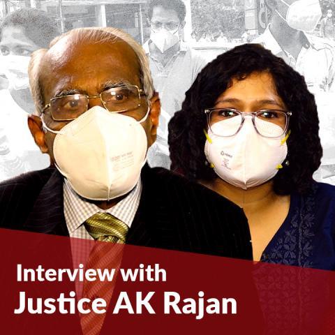 Why Tamil Nadu is against NEET: Justice AK Rajan Interview