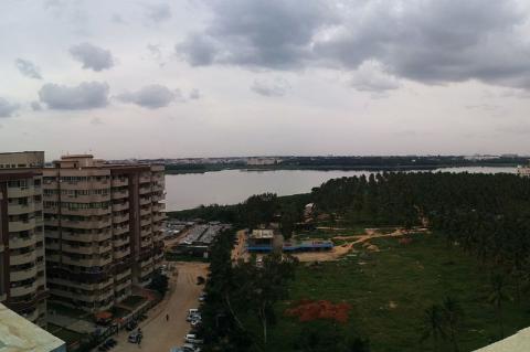 Bellandur Lake, Bengaluru
