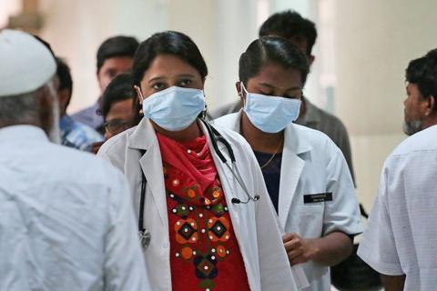Senior resident doctors are left unpaid