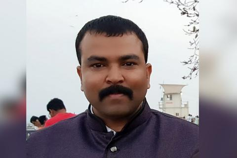 Dinesh Kallahalli, the activist who released the sleaze videos of Ramesh jarkiholi