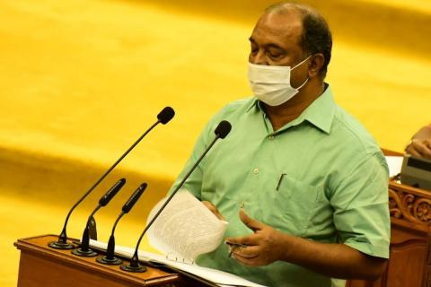 Kerala Finance Minister K N Balagopal