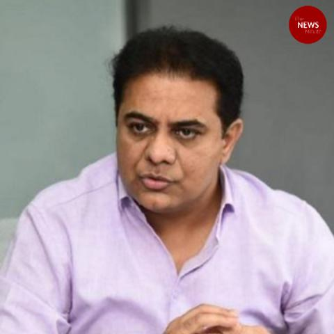 'Hyderabad needs game-changers and not name-changers': KTR Interview