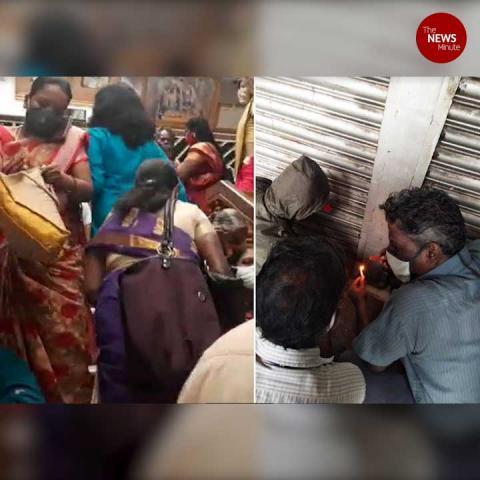 Chennai Corp seals Kumaran Silks after video of massive crowd goes viral
