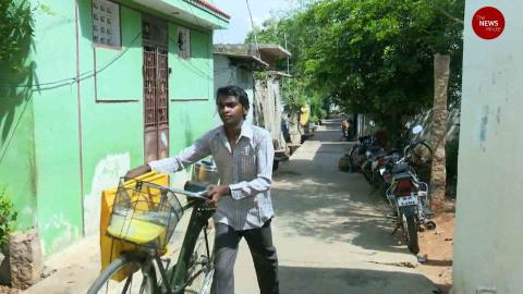 Meet the young Madurai tea seller who feeds the poor amid the pandemic