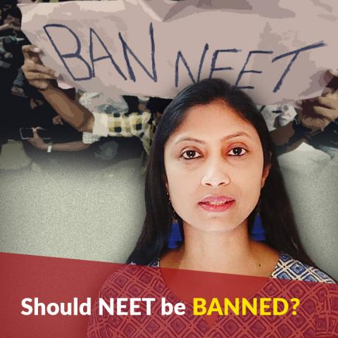 Should NEET be banned? Watch this and share your thoughts