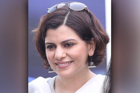 Former NDTV employee Nidhi Razdan who had quit to join Harvard University