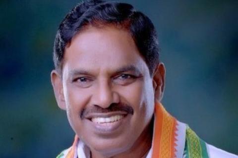 Puducherry Pradesh Congress Committee President AV Subramanian