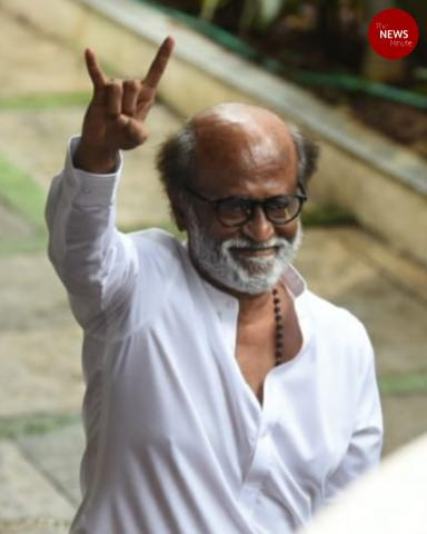Rajinikanth announces his party will be launched in January 2021
