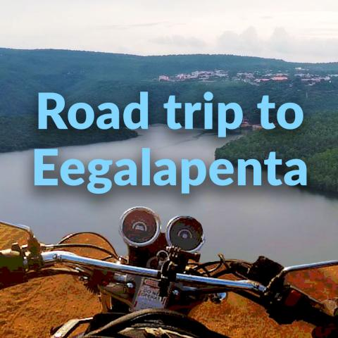 A bike trip to Eegalapenta, a charming weekend getaway from Hyderabad
