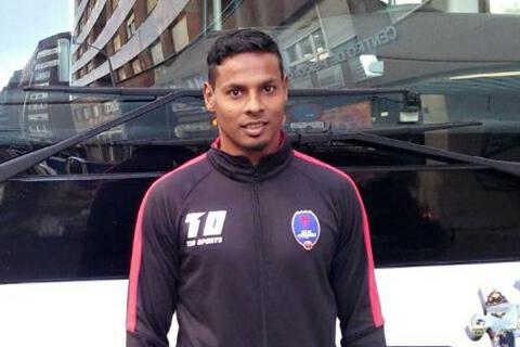 Rowilson Rodrigues , Goa footballer