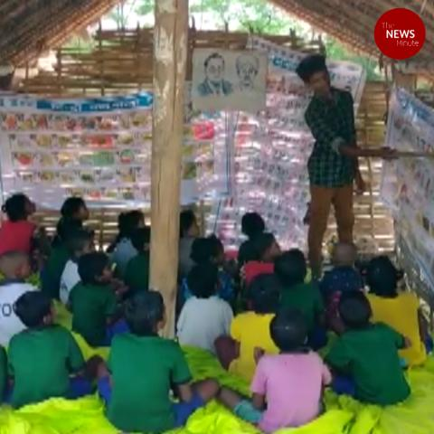 This new school for tribal kids in Telangana needs your help