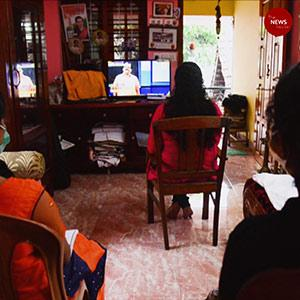 Kerala starts virtual classes for over 40 lakh students