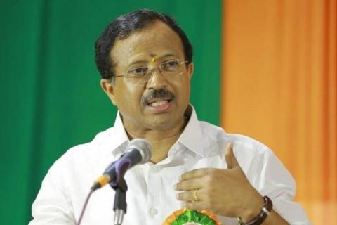 Union Minister V Muraleedharan