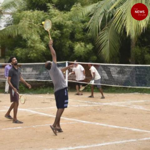 Sports, games, movies: How patients at Anantapur COVID care centres are lifting their spirits