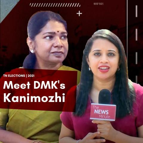 Road To Elections: Meet DMK's Kanimozhi on the campaign trail