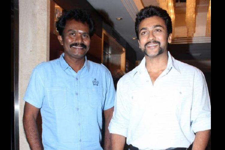 Hari keen on creating a brand for Suriya outside the Singam franchise