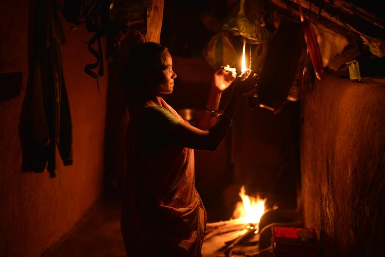 Photo Essay The Gotte Koya tribes search for a settlement to survive in Telangana